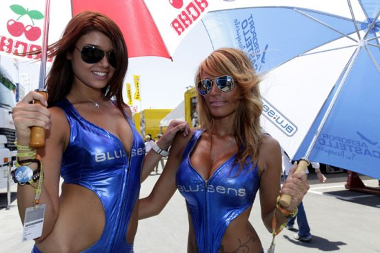 Chicas Montmelo 13