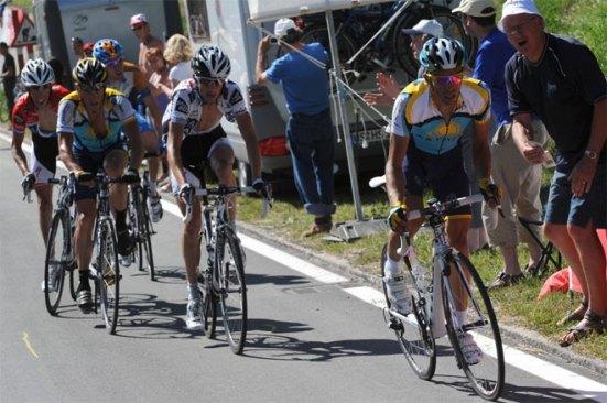 Contador en Verbier
