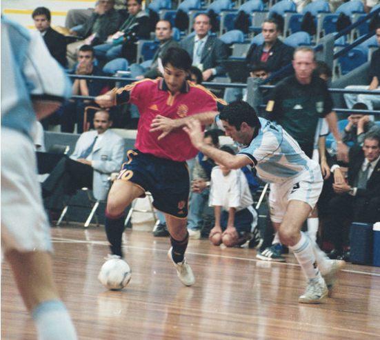 Paulo con la selección nacional
