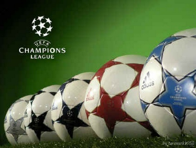 Champions League Balones