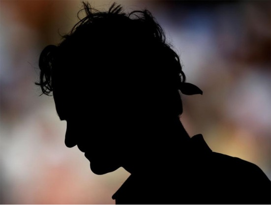 Roger sólo fue su sombra